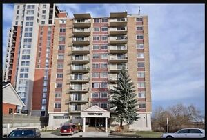 Jasper Ave Apartment Condo for Rent