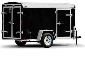 2004 Atlas 6 x 10  enclosed trailer