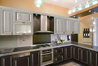 1st Kitchen cabinets refinishing, Painting services