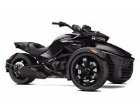 SPYDER CAN AM F3 1330 ACE 2016 Special Edition