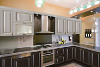 1st Class - KITCHEN CABINET PAINTING & REFINISHING SPECIAL