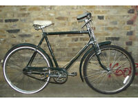 Classic Vintage road dutch bike TRUMPH from 60ties ,frame size 20inch - stylish with character !!