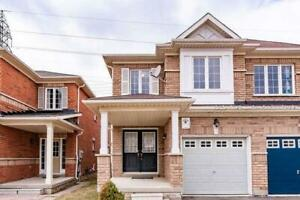 Absolutely Stunning Semi-Detached Home for Sale in Brampton