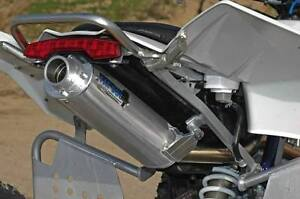 exhaust complet duncan racing fatboy 4 ltr 450