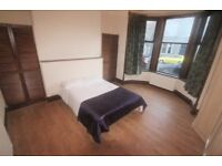 Exceptionally large 1 bed West End flat