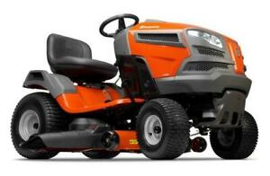 Husqvarna Riding Mower - March Madness Sale!