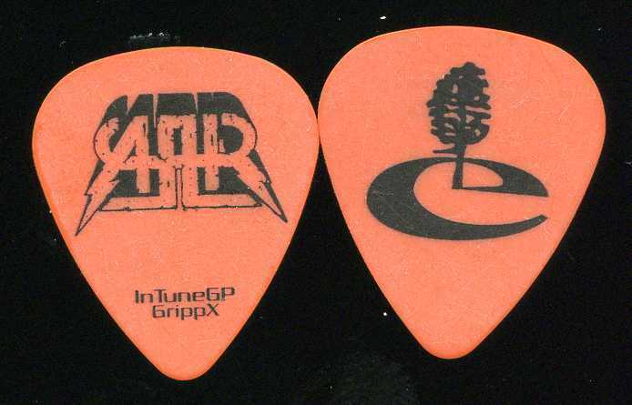 ALL AMERICAN REJECTS 2009 Rock Tour Guitar Pick!!! custom concert stage Pick #2
