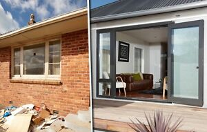 WINDOW & DOOR REPLACMENT(glass & flyscreen replacement)abn#90760962824 Perth Region Preview
