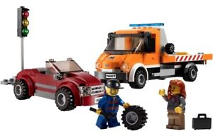 Lego City 60017 Flatbed Truck (Retired)