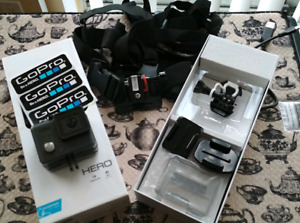 GoPro Hero Used only Few Times