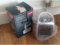 LOGIK Ceramic Fan Heater