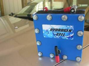 An HHO Fuel Saving Kit - Hydrogen HHO for larger vehicle