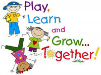 Hurry!!! Space filling fast in St. Thomas Licensed Home Day Care