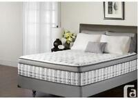 SERTA CLEAROUT ON QUEEN & KING SERTA MATTRESS!-OPEN VICTORIA DAY
