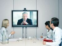 Need to hold a long distance meeting or interview?