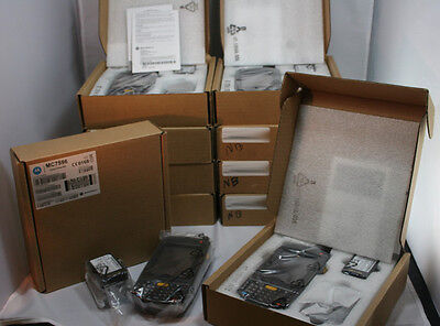 Lot 10 New Symbol Motorola Mc75a Wireless 4g Evdo Barcode Scanner Mc75a8 Mc75