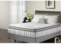 SERTA CLEAROUT ON QUEEN & KING SERTA MATTRESS!