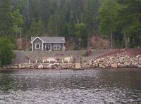 Tobique Head Pond Cottage for sale
