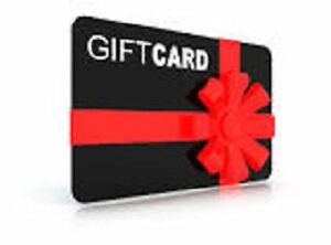 Increase Sale with Gift Cards!  Call today!  Local!!