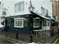 FULL TIME KITCHEN ASSISTANT FOR CHELSEA PUB