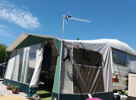 Buccaneer Elan 14, 2/3 Berth - Reluctant Sale, Sited near St Austell