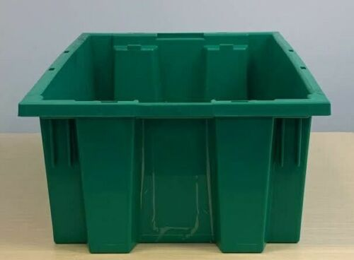 Akro-Mils Nest & Stack Warehouse Storage Containers Bins Lot of 22 31850