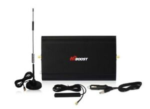 Car, Truck, RV Cell Phone Signal Booster & Amplifier by HiBoost