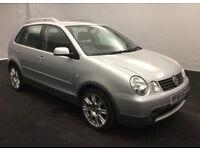 2006 Volkswagen Polo 1.4 TDI DUNE 5 Door V. RARE, 12Months MOT, Diesel, HPI CLEAR