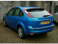 Ford Focus Style 1.6 TDCI 2007 'Low miles, timing belt and water pump changed, Long MOT' £1395