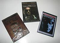 DVD TERMINATOR TRILOGIE 1 a 3 a vendre