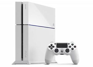 Ps4 with fallout 4 and destiny