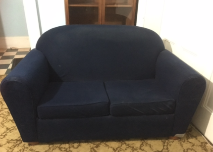 2 seater couch/sofa