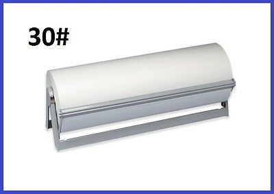 30 Wt. Newsprint 1440 Roll Shipping Wrapping Void Fill Paper - 8 Sizes Avail.