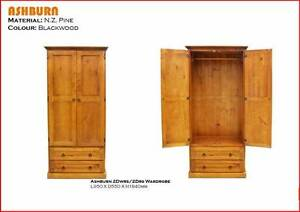 Wardrobe Large Solid Timber With Drawers New. Rent To Keep Option Ipswich Region Preview