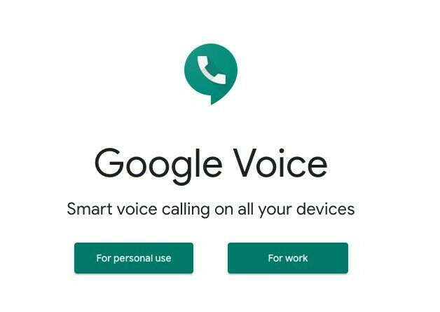 1 Google Voice number - US Phone Number -Make & Receive Calls/SMS