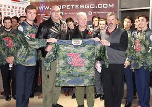Looking to Purchase a Petes 2015 Remembrance Day Jersey