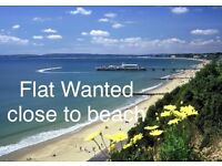 Large en-suite room or Studio required in Bournemouth