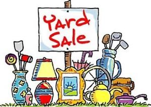 In House- Yard Sale