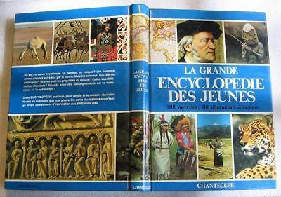 La grande encyclopédie des jeunes
