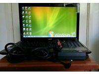 Acer Aspire 5741 Series 15.6'' (INTEL CORE ™ i3 CPU), M330 @ 2.13GHz 320/4GB, Win 7 Ultimate Laptop
