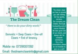 Are you in need of a cleaner? • Bristol, Bath and Surrounding