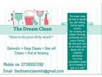 ARE YOU IN NEED OF A CLEANER? • BRISTOL, BATH AND SURROUNDING AREAS