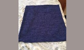 X2 Navy Blue Cushion Covers