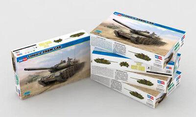Hobby Boss 3482458 Leopard 2 A6M CA N 1:35 Panzer Modell Bausatz Modellbau