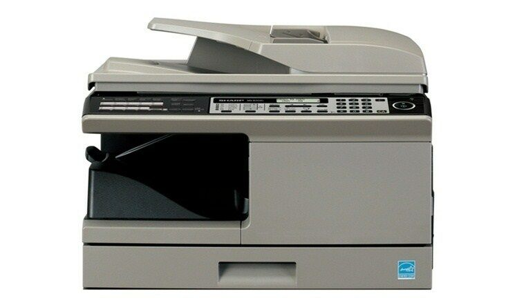 Sharp FO-2081 Laser Printer