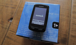 Garmin Edge 800 GPS Bike Computer