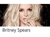 Britney Spears Tickets - Under Retail - 26th Aug