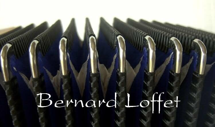Accordéon diatonique Bernard Loffet