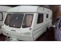 Lunar 1994 4 berth in good condition fixed bed