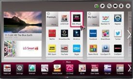 LG 60 Inch 3D Smart TV with Magic Remote, Freesat HD & Freeview HD